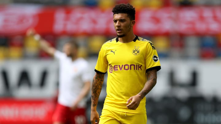 Borussia Dortmund Willing to Accept Man United's Plan of Paying €120m for Jadon Sancho in Three Instalments