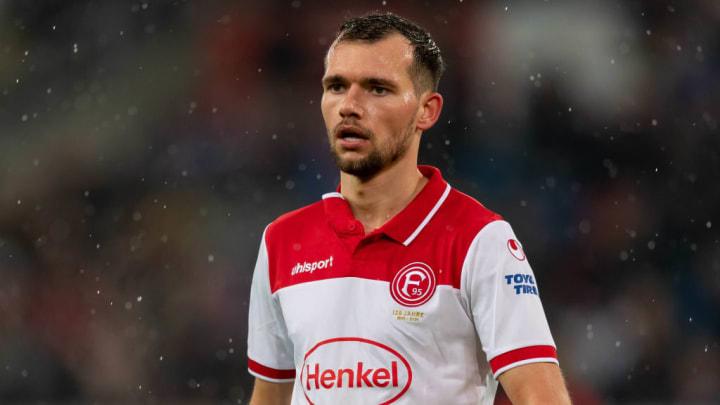 Der 26-jährige Stöger spielte bereits in der Vergangenheit für den VfB