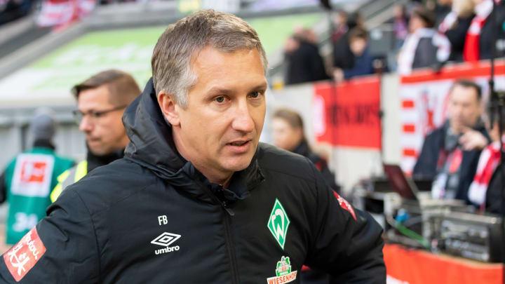 Frank Baumann reagiert auf die Kritik aus Frankfurt
