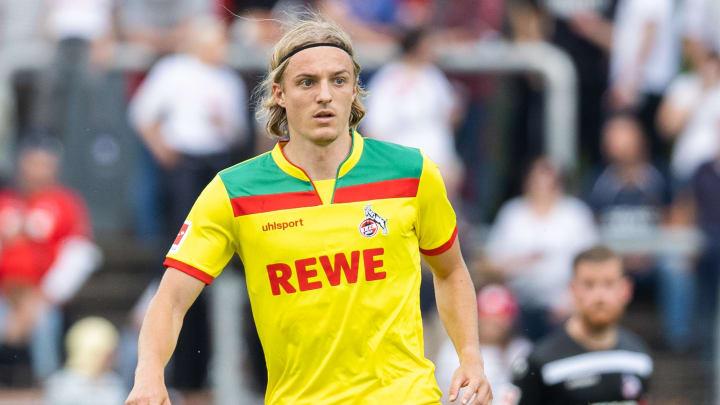Sebastiaan Bornauw verlässt den 1. FC Köln