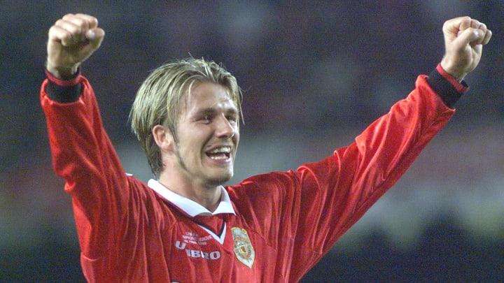 David Beckham, Dwight Yorke