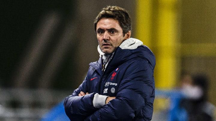 Sylvain Ripoll a du changer sa liste pour les JO à cause de plusieurs clubs.