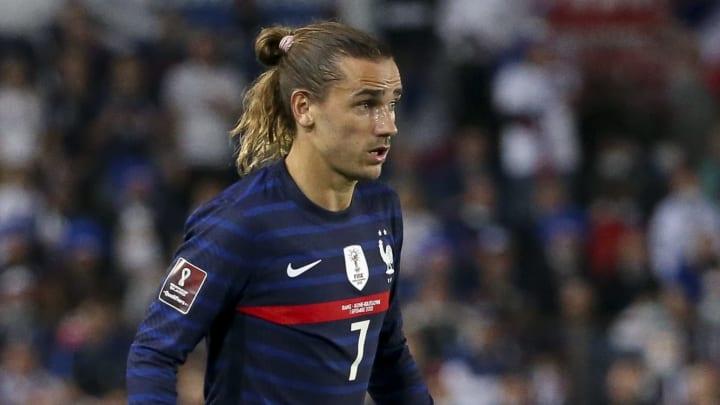 France v Bosnia-Herzegovina - 2022 FIFA World Cup Qualifier