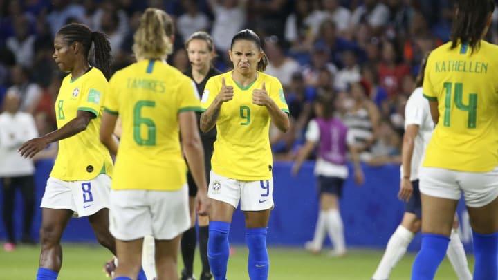 Debora Cristiane De Oliveira aka Debinha