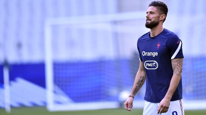 Olivier Giroud n'a pas apprécié certaines individualités durant l'amical France-Bulgarie.