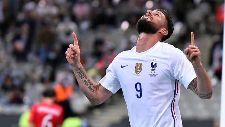 """Djibril Cissé comprend la """"réaction de buteur"""" de Giroud."""