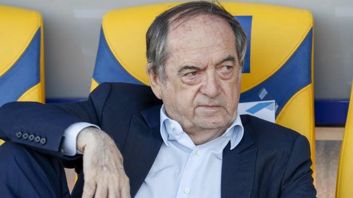 Noël Le Graët, ancien président de Guingamp, est à la tête de la FFF depuis 2011