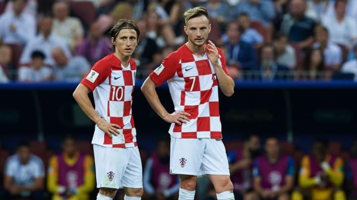 Ivan Rakitic, Luka Modric