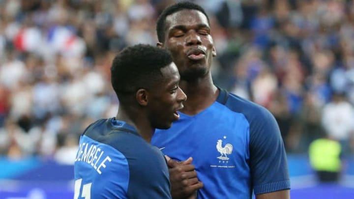 Ousmane Dembélé et Paul Pogba réunis au PSG ?