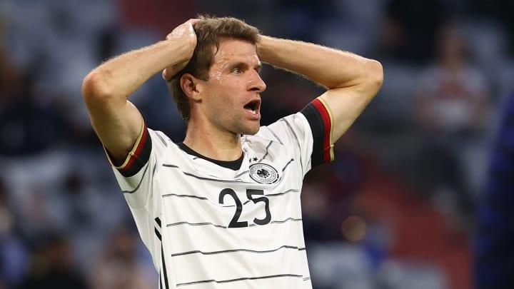 Thomas Müller geht nach seiner DFB-Rückkehr voran - und muss wohl ersetzt werden