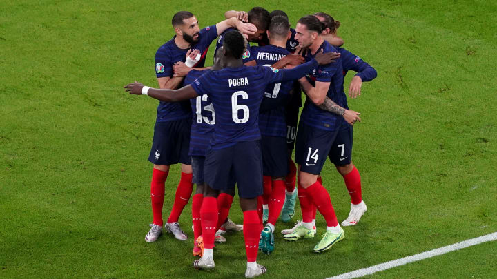 France were impressive in their win over Germany