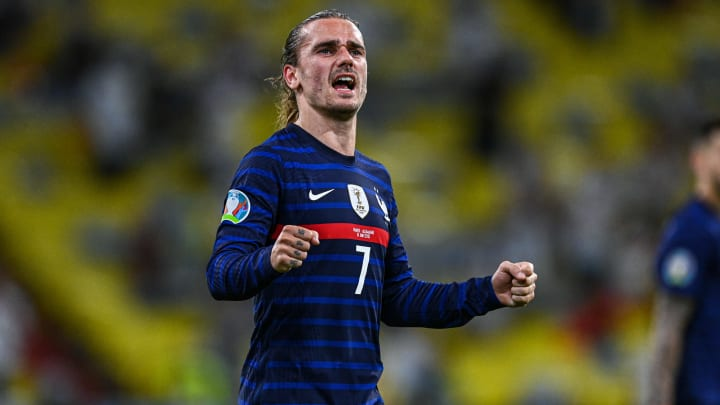 Antoine Griezmann won't be moving to Man City