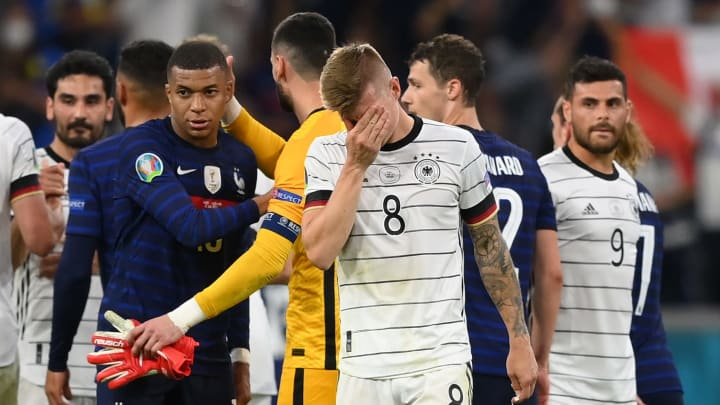 Twitter reacts as France beat Germany at Euro 2020