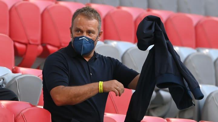 Hansi Flick steht vor seinem Debüt als Bundestrainer