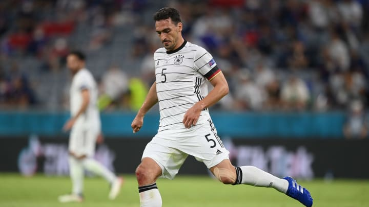 Mats Hummels Unfortunate Own Goal Against France Is Germany S First Own Goal At A European Championship Ruetir