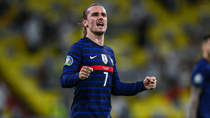 Antoine Griezmann is an all-time great, according to his manager