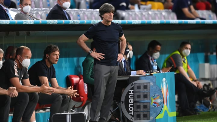 Joachim Low is in desperate need of points going into Saturday's meeting with Portugal