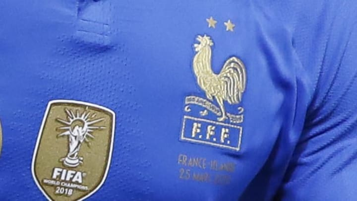 Nike Drop New Kits For France Netherlands Portugal England Croatia More