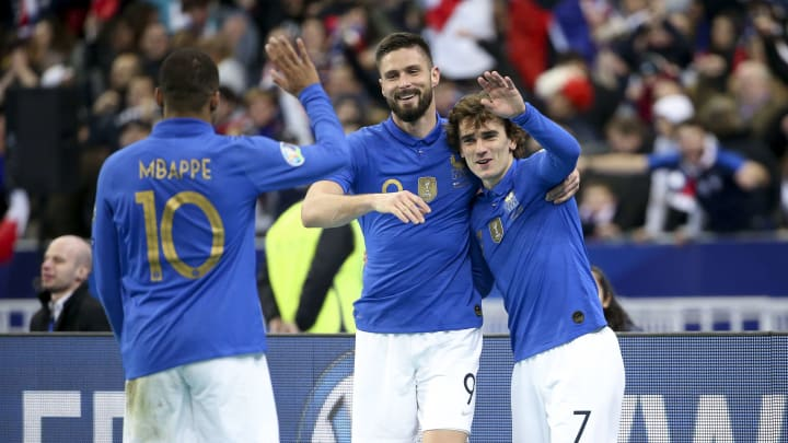 France v Iceland - UEFA EURO 2020 Qualifier