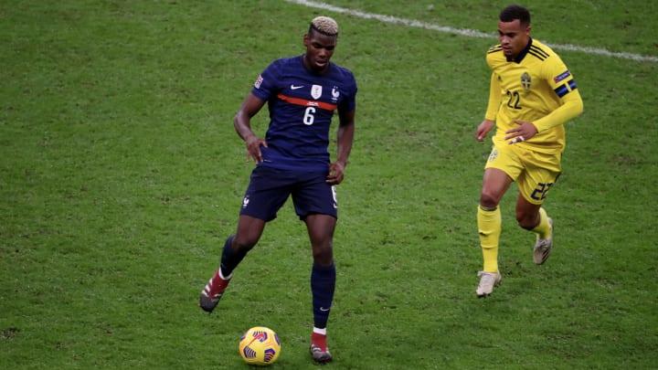 France v Sweden - UEFA Nations League