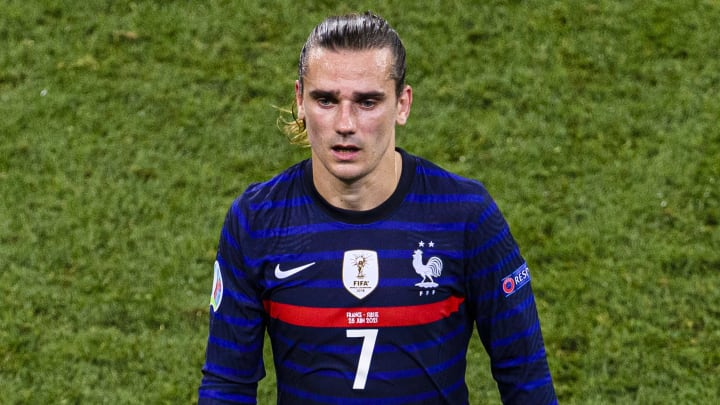 Antoine Griezmann could be on the move this summer