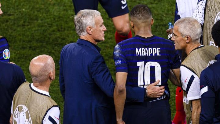 Seleção foi eliminada pela Suíça   France v Switzerland - UEFA Euro 2020: Round of 16