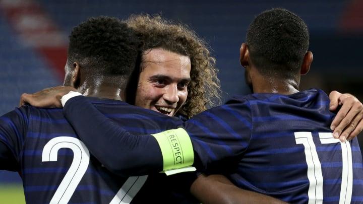 Matteo Guendouzi espère rapidement intégrer définitivement l'Equipe de France A