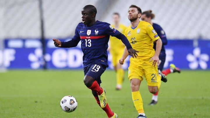 N'Golo Kante hat sich bei der Nationalmannschaft verletzt