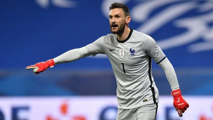 Hugo Lloris Eurocopa França Tottenham