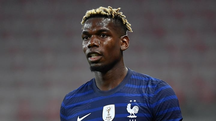 Paul Pogba has refused to speculate on his future