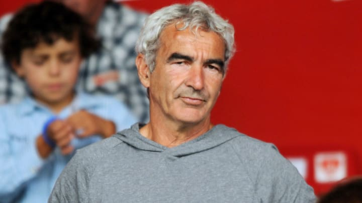Raymond Domenech a également été à la tête de l'OL.