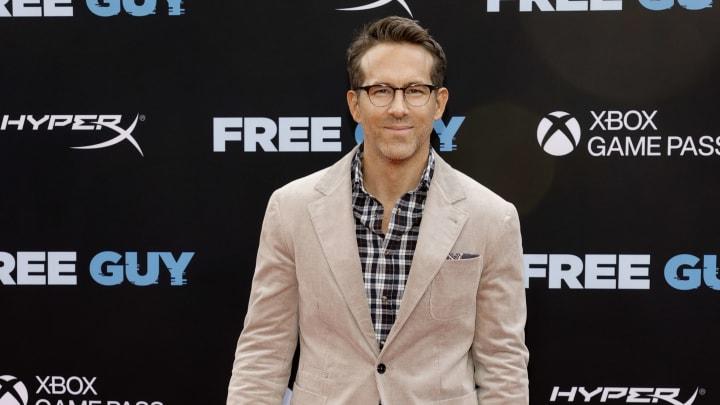 Ryan Reynolds es uno de los actores mejores pagos de Hollywood