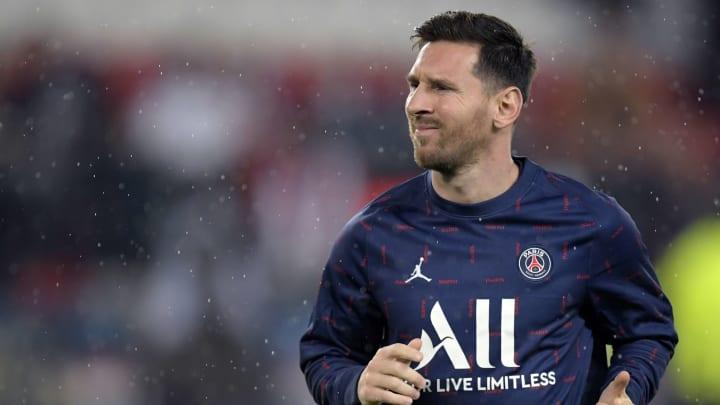Lionel Messi est incertain pour le choc PSG-Manchester City.