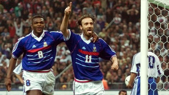 Christophe Dugarry, Marcel Desailly
