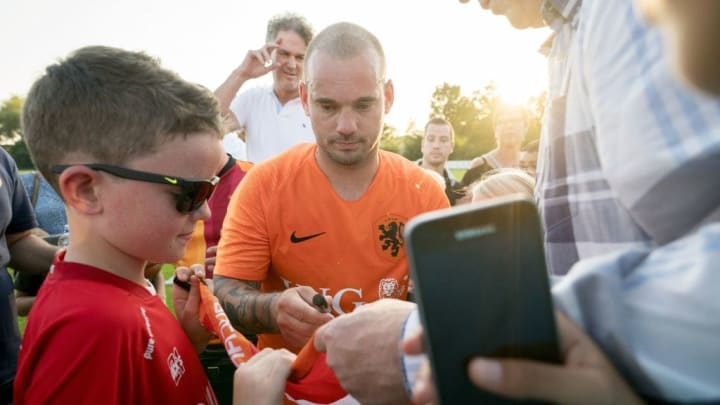 "Friendly match""DHSC v former Dutch Internationals"""