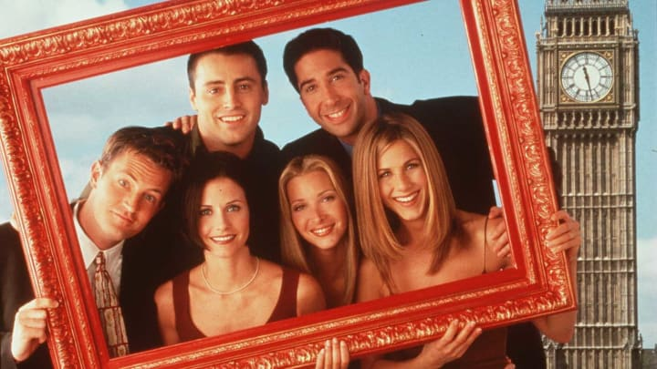A 'Friends' cookbook is being released with over 90 recipes.