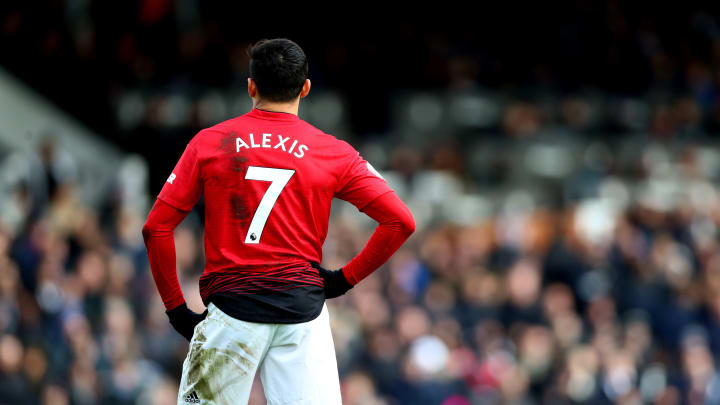 Sanchez failed to deliver at Man Utd