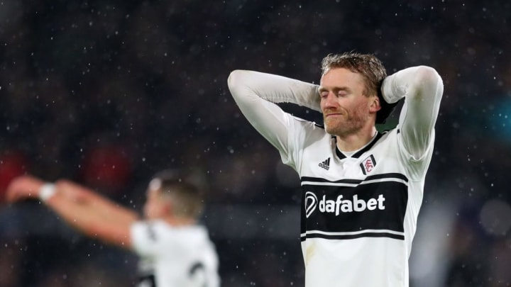 Schurrle during his disastrous spell at Fulham last season