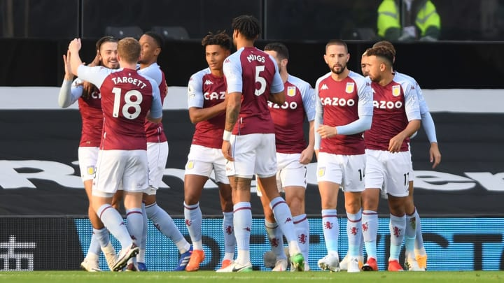 Fulham 0-3 Aston Villa: Player Ratings as Villans Make it Two Wins from Two