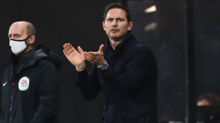 Frank Lampard is on the brink