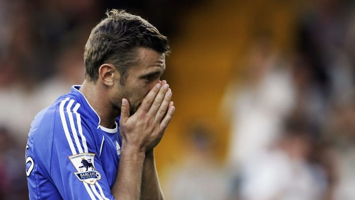 While undoubtedly world class, Shevchenko did not thrive at Chelsea