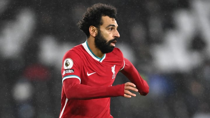 Mohamed Salah has been at Liverpool since 2017