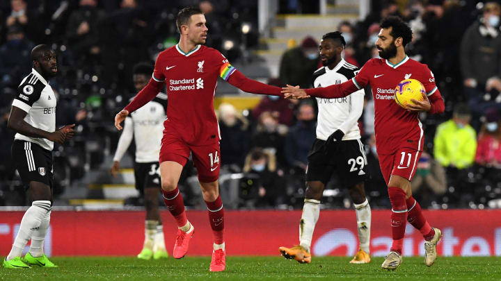Liverpool looked like losing for much of the game