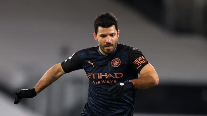 Sergio Agüero hat auch nach seinem Aus bei Manchester City noch große Ziele.