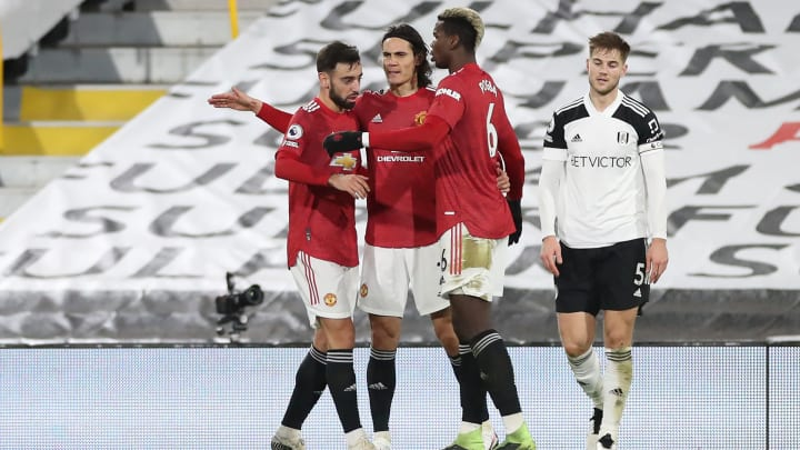 Pogba and Cavani complemented Fernandes' brilliance