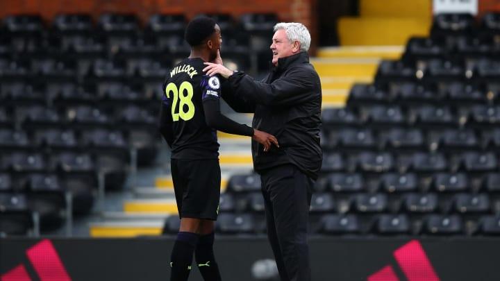 Steve Bruce wants Joe Willock back at Newcastle