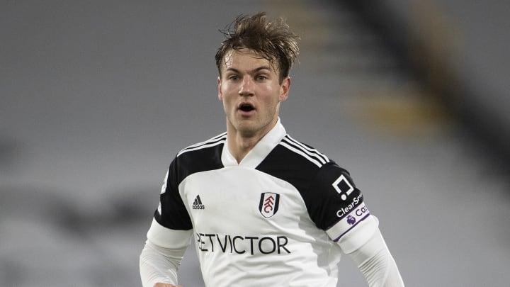 Joachim Andersen spent last season on loan at Fulham