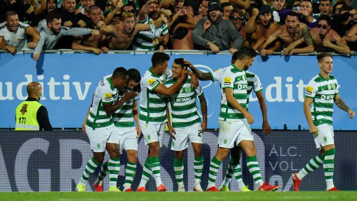 Pablo Sarabia Sporting Primeira Liga