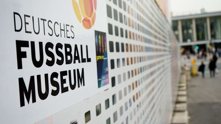 GERMANY-DFB-FOOTBALL-MUSEUM
