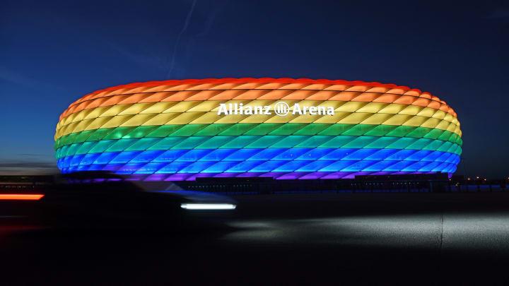 L'UEFA se fait allumer après son refus d'illuminer le stade de Munich en arc- en-ciel